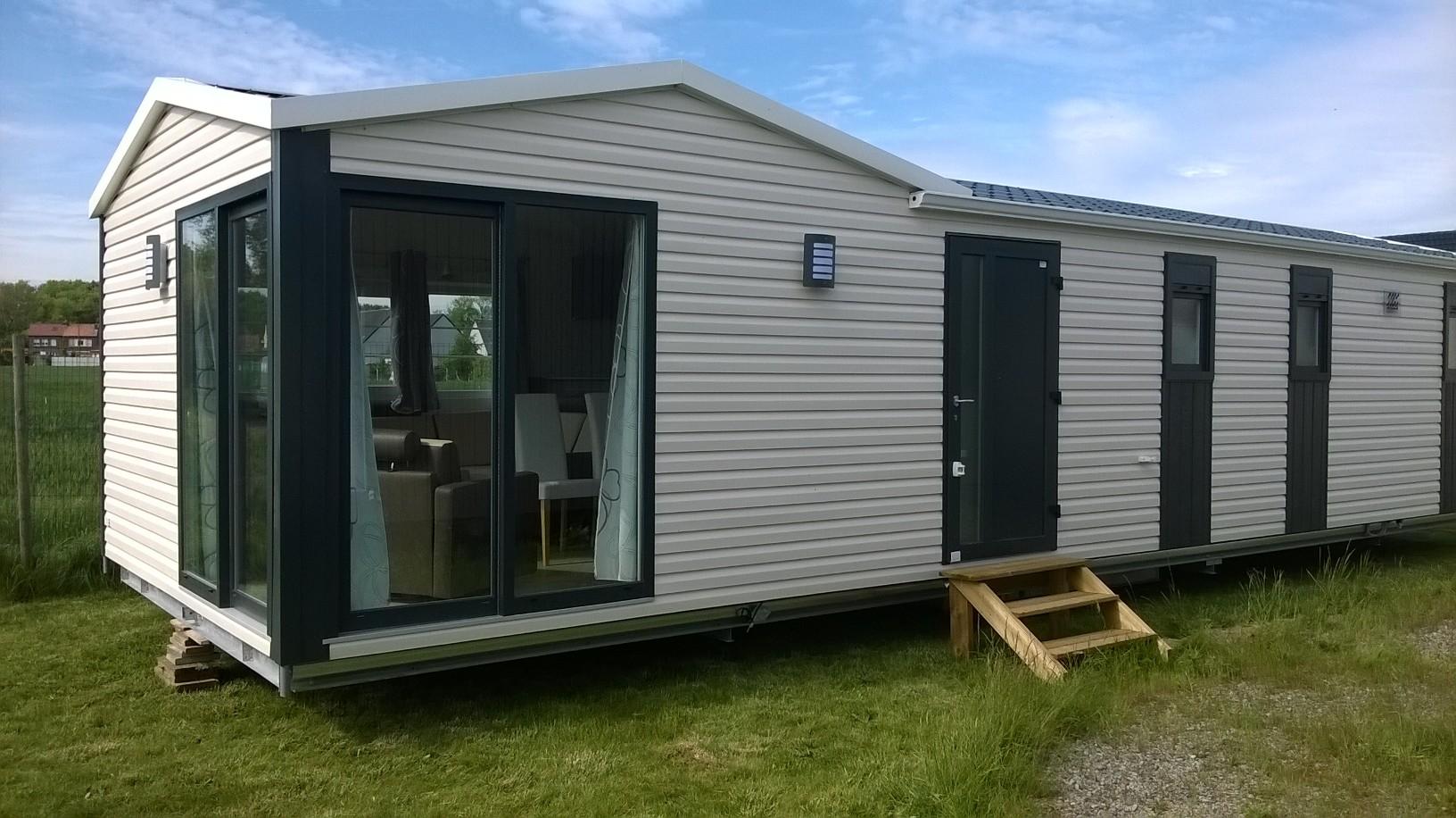 mobil home evasion nautilhome 12 7 en 2 chambres. Black Bedroom Furniture Sets. Home Design Ideas
